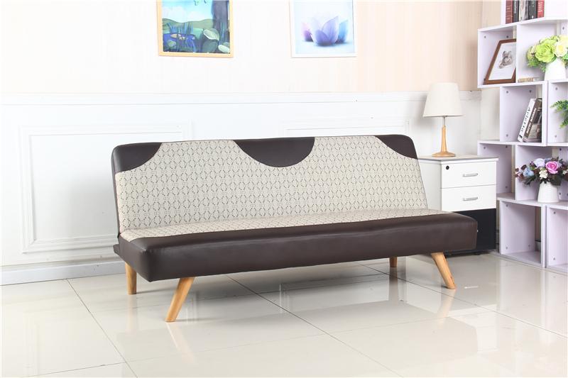 皮艺沙发床